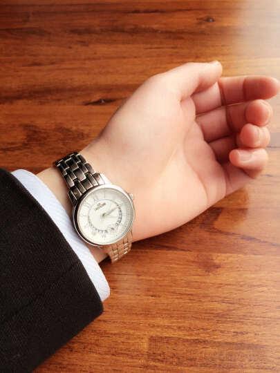 Liber Aedon/励柏艾顿手表防水时尚镶钻女士手表钢带优雅石英星月钻戒系列520礼物送女友 LA1048-2441L 晒单图