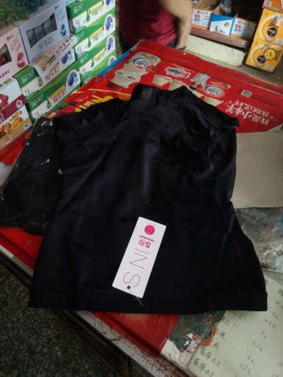 慕风 产后无痕收胃收腹塑身裤(2条装)塑身衣 高腰薄款提臀瘦身裤 黑色(经典款) XL(建议体重115-130斤) 晒单图