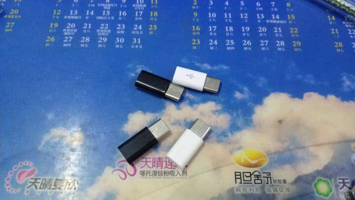 酷波 安卓数据线/手机充电线 1米 银 支持vivo/oppo/华为/小米/三星/魅族/联想/中兴等Micro USB接口设备 晒单图