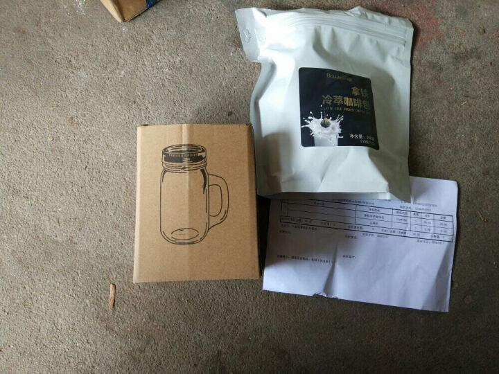 贝徕Belland冰酿冷萃奶翠冰咖啡 10g*25袋 拿铁风味咖啡豆研磨咖啡粉 拿铁冷萃咖啡包 晒单图