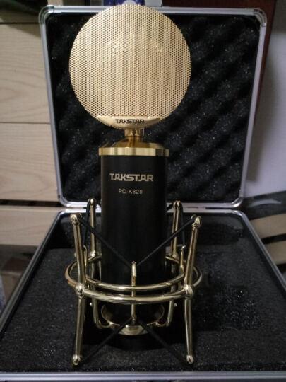 iCON 艾肯Mobile U VST声卡套装手机外置录音棚电脑主播直播网络K歌电容麦克风网红套装 莱维特LCT280套装 晒单图