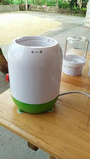安蜜尔(ANMIR)多功能榨汁机辅食绞肉家用豆浆果汁料理搅拌机AMR622qn5nmXJ6f0 三杯五刀多功能款 晒单图
