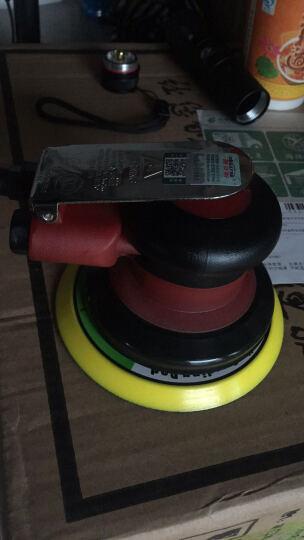 路贝斯工业级5寸125MM气动砂纸机 打蜡抛光机打磨机干磨机抛腻子 RBS-6597A 晒单图