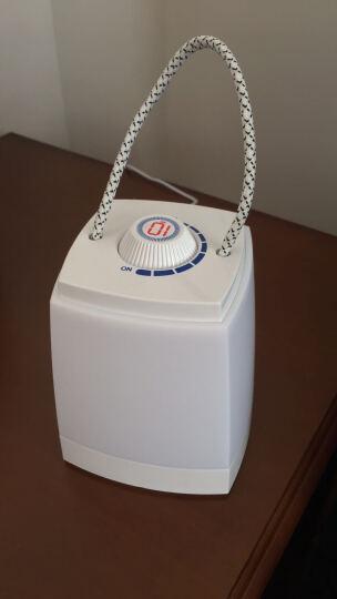 邦嘉创意手提灯led小夜灯 充电墙挂式壁灯床头喂奶灯户外应急灯 USB款-白光 晒单图