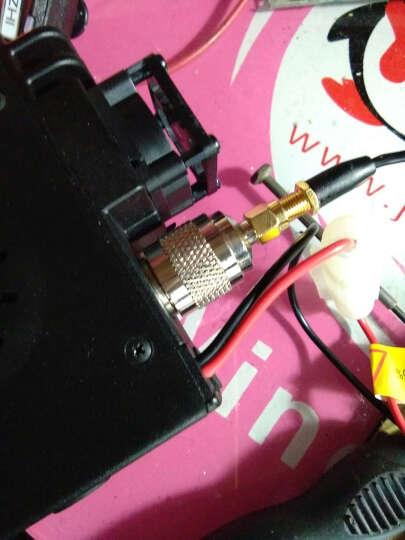TYT SMA对讲机转接头 手台天线和车载馈线连接器转换头 SMA公头转N公头 晒单图