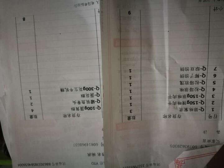 第七铺(SEVENTH STORE) 辣味猪肉脯150g厦门鼓浪屿休闲食品肉干零食小吃 晒单图