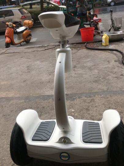 爱尔威Airwheel S8平衡车 智能电动车 两轮扭扭车 站坐两用体感车 晒单图