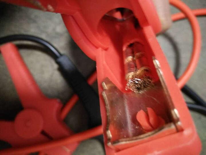悦卡(YUECAR)汽车电瓶搭火线打火线 车用电瓶线夹子加长纯铜加粗过江龙应急启动连接线 4米1000A加粗 晒单图