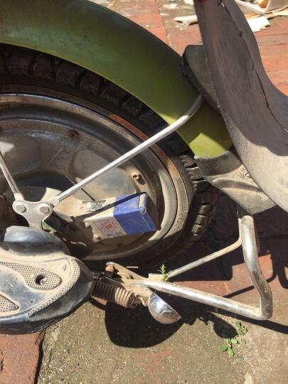 正新轮胎 14x2.125 电动车三轮车自行车摩托车电瓶车轮胎 C-1488耐磨型 外胎 晒单图