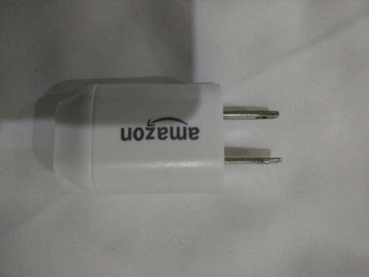 菲尼泰 kindle充电器X咪咕/558kindle线paperwhite voyage通用数据线 (国产)白色充电头+线 晒单图