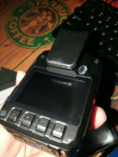 群华K8视音频专业执勤警务法用记录仪 执法摄像机 高清夜视防水防摔便携式随身记录仪 换电池不断电双电池内置32G 晒单图