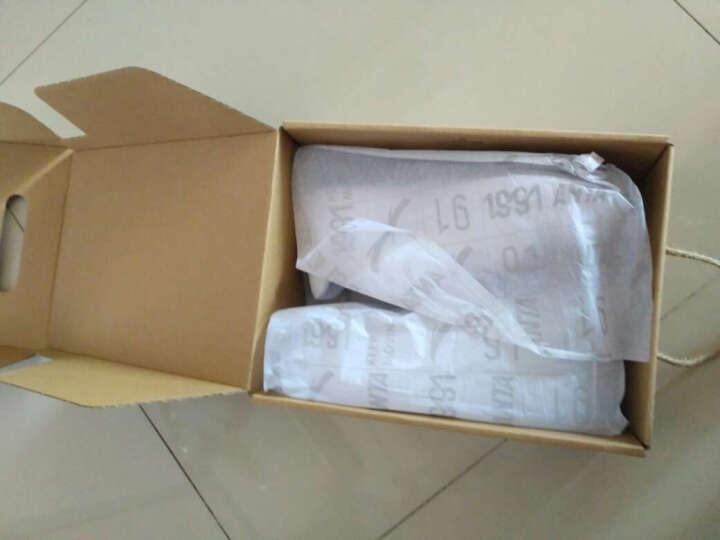 安踏板鞋女鞋款官方旗舰店运动鞋低帮运动休闲鞋时尚学生潮流滑板鞋小白鞋 安踏白/荧光电光绿-3 6.5(女37.5) 晒单图