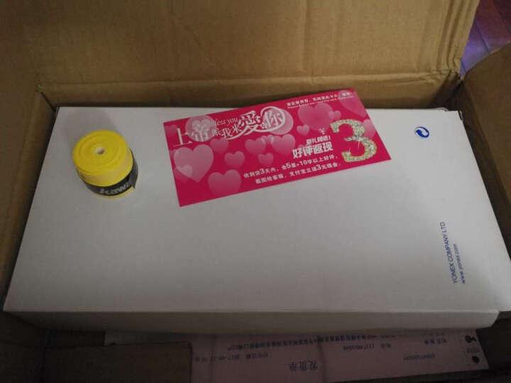 尤尼克斯YONEX 运动毛巾全棉柔软透气吸汗 AC705WEX白色 晒单图