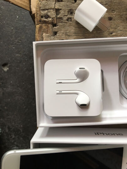 【移动赠费版】Apple iPhone 7 Plus (A1661) 32G 银色 移动联通电信4G手机 晒单图