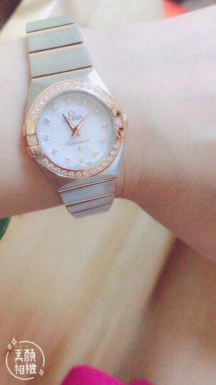 欧米茄(OMEGA)手表 星座系列时尚女表123.25.24.60.55.001 晒单图