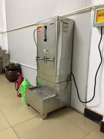 龙力(LONGLI) 开水器商用开水机烧水器 全自动电热开水器学校烧水机大型不锈钢 【质保一年】单拍不发货 30升 晒单图