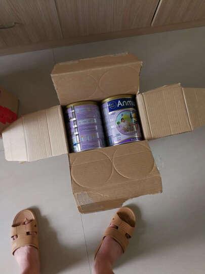 安满(ANMUM)连动配方婴儿奶粉三段(新西兰原装进口)900g/罐 晒单图