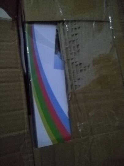 曼蒂克(Mandik)120g、140 双面彩喷纸哑光喷墨打印纸彩色打印机A4纸广告宣传单纸100张 A4单面108g彩喷纸100张/包 晒单图
