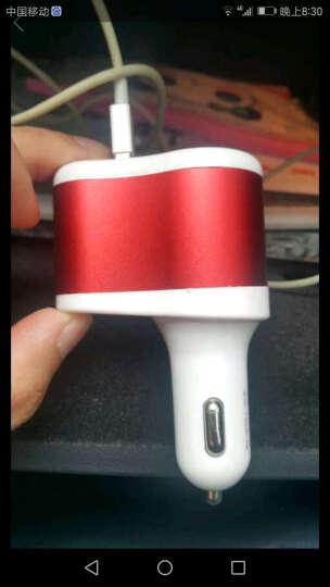 靓米媲美原装充电器插头手机充电头适用于苹果安卓oppo华为三星小米vivo魅族红米360 1.0A充电器(单个装) 晒单图