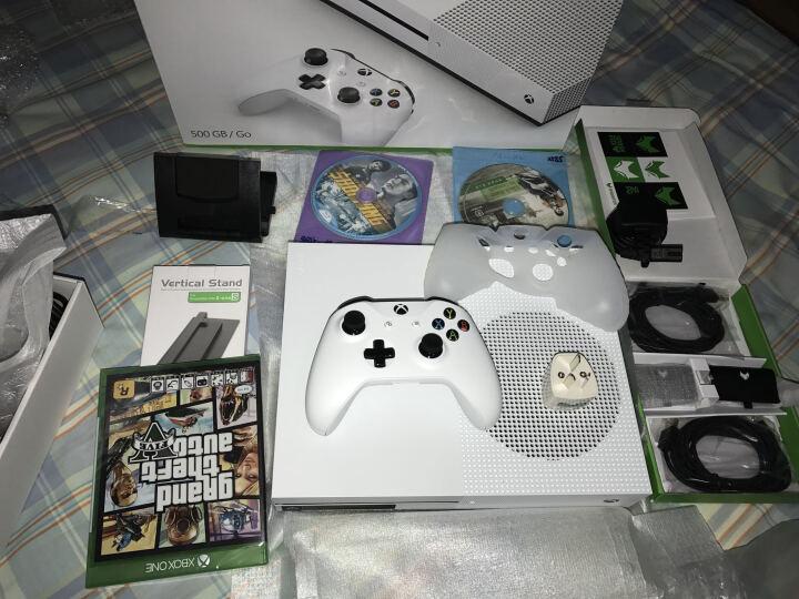 微软(Microsoft) Xbox one s版x版家庭家用休闲娱乐体感游戏机主机带手柄 体感套装 1T 晒单图