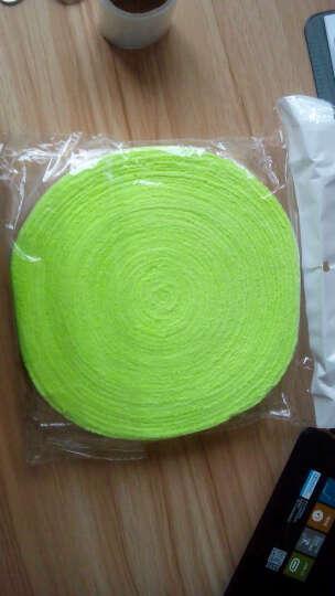 品特毛巾手胶 超细纤维吸汗带 大盘装握柄皮 黄色 晒单图