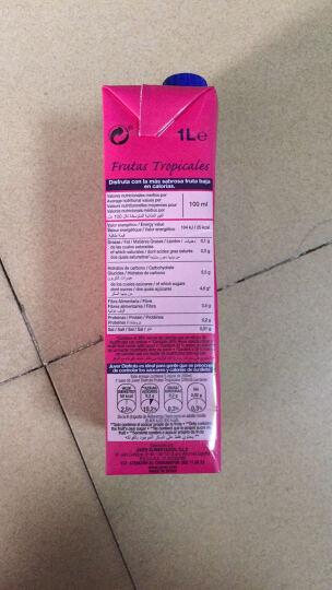 西班牙进口 真维(JUVER) 热带水果混合果汁 1L/盒(2件起售) 晒单图