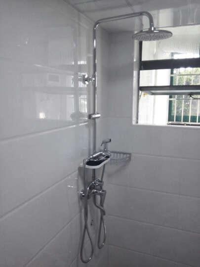 上司(UPSOSC)卫浴淋浴花洒套装全铜淋浴龙头增压花洒喷头淋浴喷头 A5款 晒单图