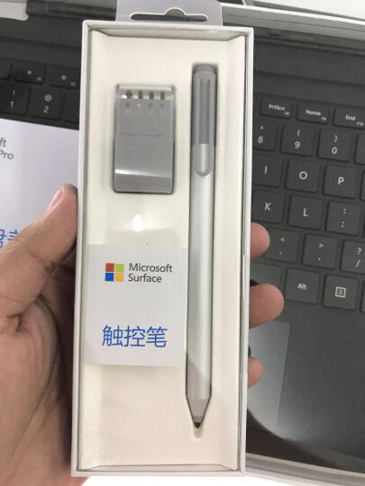 微软(Microsoft)触控笔 (银色 新版-含笔尖工具包) 3XY-00004 晒单图