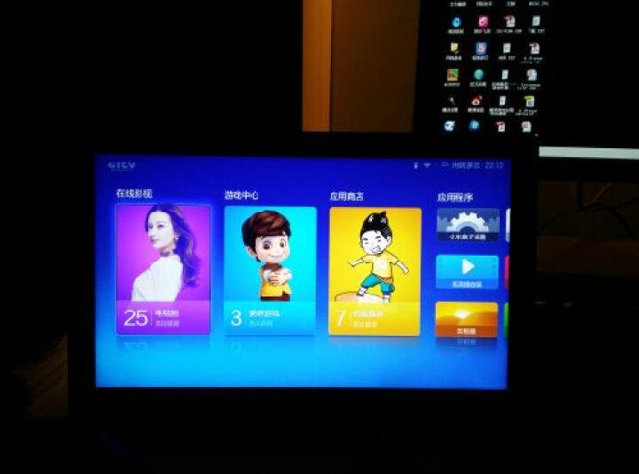 易乐看 ELC1501 15.6英寸宽屏16:9数码相框高清广告机支持1080P高清视频 黑色钢化玻璃 晒单图