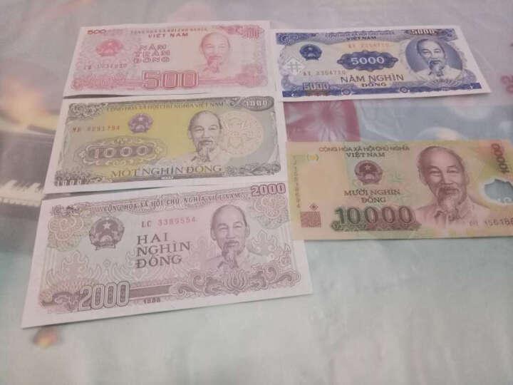 广博藏品 精美钱币 亚洲越南盾纸币 收藏流通纸钱币 旅游礼赠佳品纪念币纸钞 500越南盾单张 晒单图