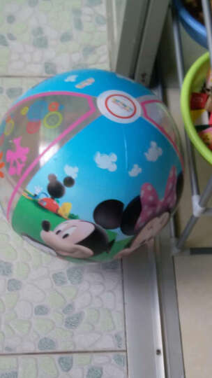 Bestway迪士尼Disney 儿童游泳套装(游泳圈+沙滩球、附赠充气泵、适合3-6岁儿童初学游泳、戏水使用) 晒单图