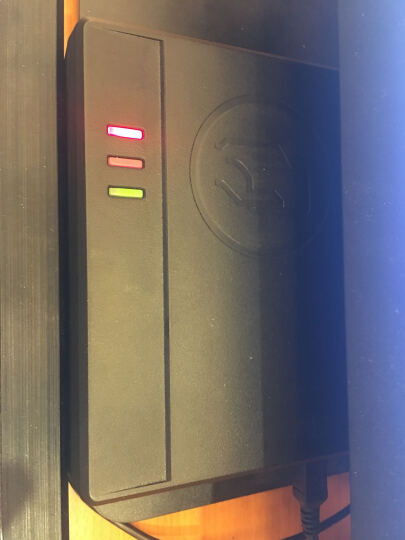 神盾ICR-100U 中盾身份证阅读器 二三代身份证读卡器 身份证真假鉴别仪 身份证核验仪 晒单图