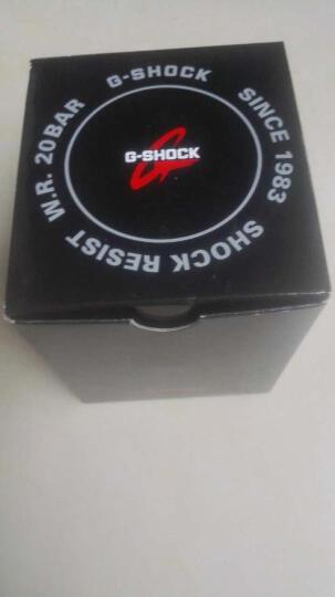 【放心购】卡西欧(CASIO)手表G-SHOCK泥王系列防泥防震多重感应功能运动防水男表 小泥王GG-1000RG-1A 晒单图
