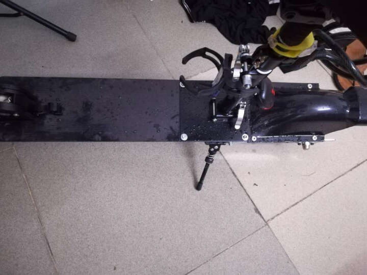 阿尔郎(AERLANG) 智能电动滑板车成人小型迷你代驾折叠电动车锂电池自行车代步车 前后三减震(续航25-30公里)-全国联保 晒单图