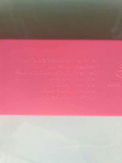 韩电(KEG)新国标插座/插排/插线板/接线板/拖线板 2USB口2孔位全长1.8米 支持2A充电 HD-ZSB-02KU2玫瑰红 晒单图