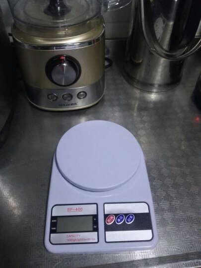 格伟(GEWEI) 13合1多功能料理机婴儿辅食机食品加工机器食物处理器电动切菜绞肉榨汁 标准版(不含搅拌杯) 晒单图