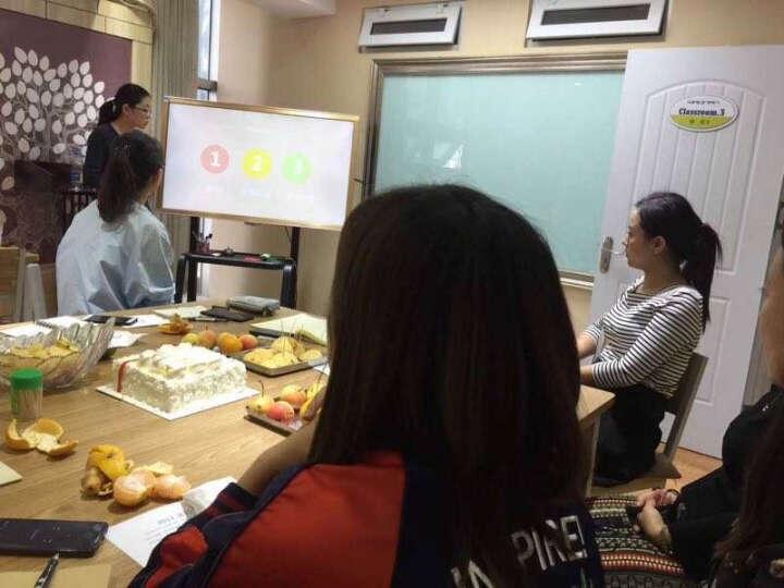 倚昌(YICHANG) 多媒体教学一体机会议培训触摸大屏电子白板电脑教育平板幼儿园触摸一体机壁挂 32英寸教学机(单系统 ) i5/4G/120G固态 晒单图