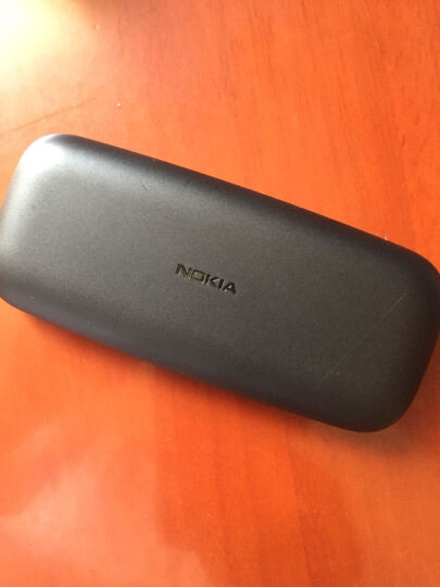 诺基亚(NOKIA)新105 黑色 直板按键 移动联通2G手机 老人手机 学生备用功能机 晒单图