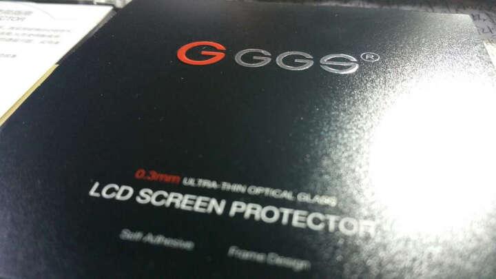 金钢(GGS)佳能 5DIII 5D Mark III 5D3/5Ds/5Dsr贴膜 相机贴膜 单反相机钢化膜 金钢膜 相机屏幕保护膜 晒单图
