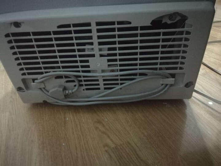 雪花 (SNOWFLK)142升 双门 迷你 小冰箱 家用 冷藏冷冻小型电冰箱(拉丝银) BCD-142 晒单图