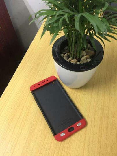 赛誉(SAIYU) oppor9/r9s手机壳r9plus保护套全包防摔超薄磨砂男女款潮 R9S-浪漫粉 晒单图