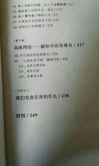 田原寻访中医系列·民间中医解毒现代身体:脸上的真相 晒单图