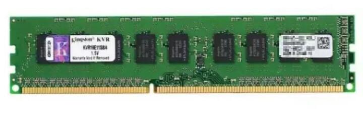 金士顿(Kingston)DDR3 1600 4G ECC服务器内存 晒单图