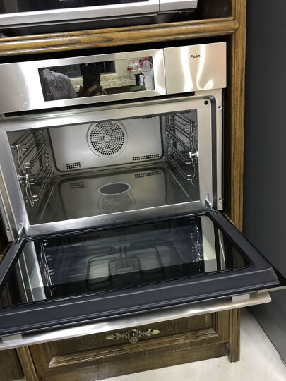 乐创(lecon)LCKX56电烤箱 蒸烤箱 电蒸炉蒸汽炉烘焙嵌入式家用多功能二合一电蒸箱 晒单图
