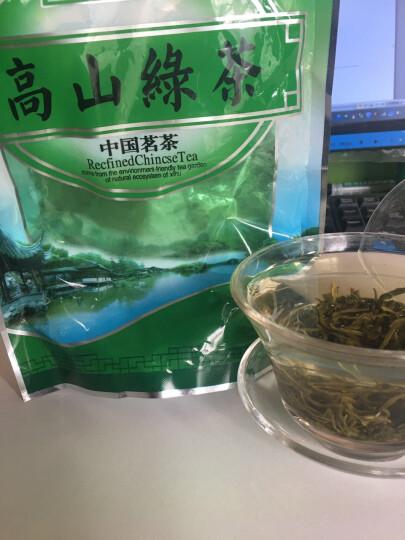 百世美茗 高山绿茶春茶叶2018新茶浓香耐泡日照足 500g高山绿茶 晒单图