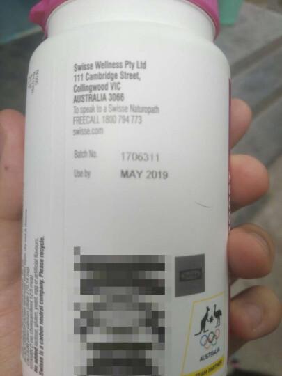 澳洲原装进口Swisse 大豆异黄酮 更年期平衡营养素 60粒/瓶 1瓶 晒单图