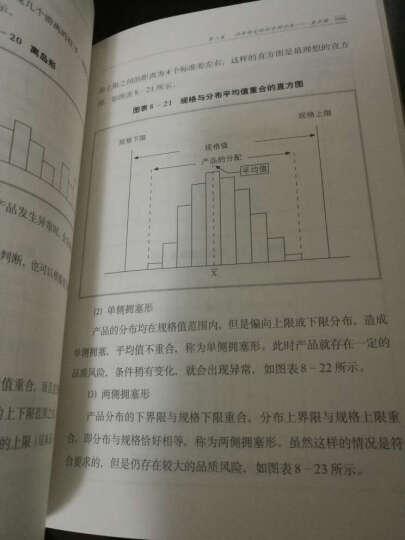 QC手法运用实务:衡量企业品质管理水准的基础工具 晒单图