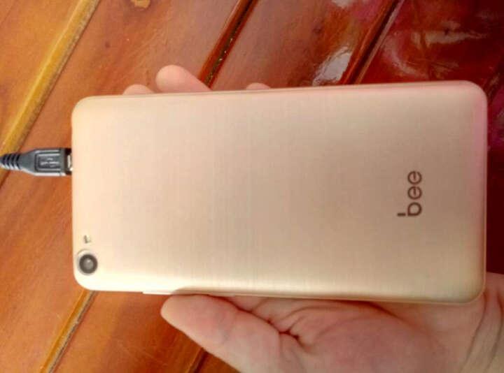 EPHONE 小蜜蜂(BEE)X9 16G  移动4G智能老人手机  双卡双待 金色 晒单图