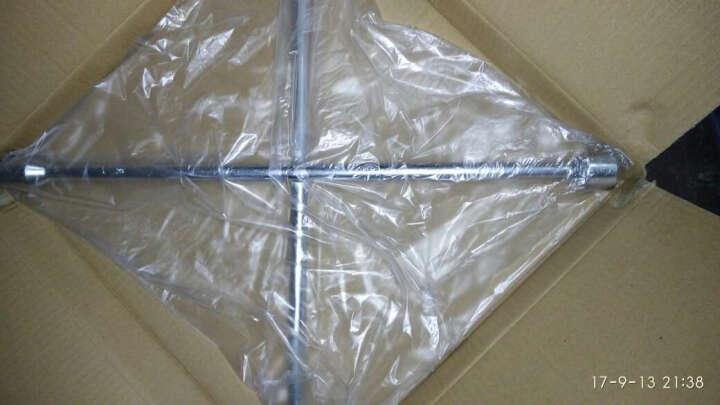 通润(TORIN)汽修工具套装 载重2吨卧式液压千斤顶+20寸十字轮胎扳手 晒单图