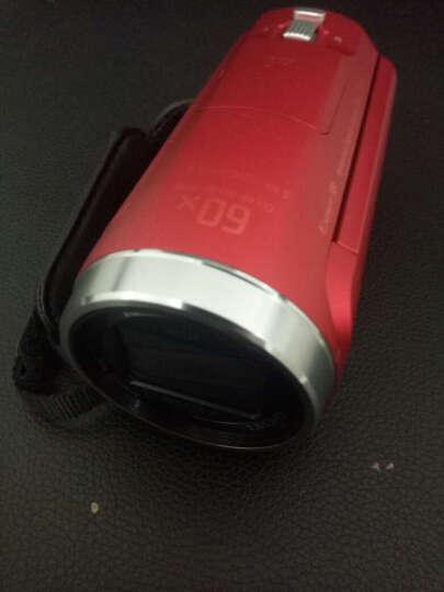 索尼(SONY)HDR-CX680 高清数码摄像机 5轴防抖 30倍光学变焦(红色) 家用DV/摄影机/录像机 晒单图
